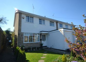 Thumbnail 3 bed terraced house for sale in Beech Avenue, Lane End, High Wycombe