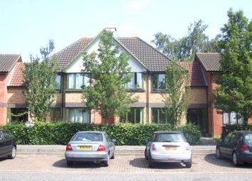 Thumbnail 1 bedroom flat to rent in Burgess Place, Martlesham Heath, Ipswich