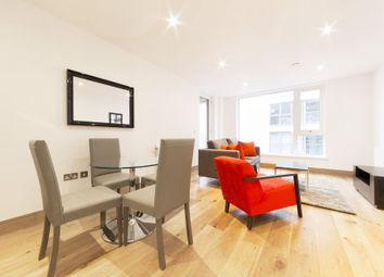 Thumbnail 1 bed flat to rent in Fusion Court, Sclater Street, Shoreditch, London