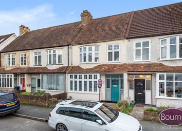 Thumbnail 4 bed terraced house for sale in Highclere Road, Knaphill, Woking