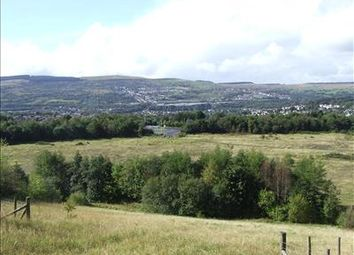 Thumbnail Land for sale in Goat Mill Road, Merthyr Tydfil