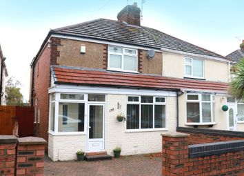 Thumbnail 4 bed semi-detached house for sale in Liverpool Road North, Maghull, Liverpool