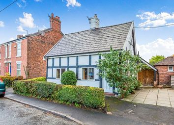 Thumbnail 3 bed detached house for sale in Macclesfield Road, Holmes Chapel, Crewe