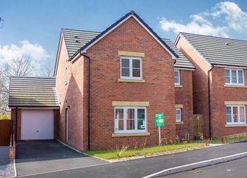 Thumbnail 4 bedroom detached house for sale in Maes Y Ffion, Llwydcoed, Aberdare