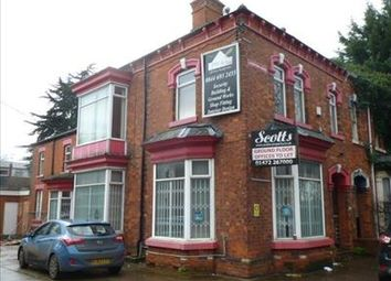 Thumbnail Office to let in First Floor, Liverpool House, 31A, Dudley Street, Grimsby, North East Lincolnshire