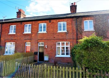 Thumbnail 3 bed terraced house for sale in Lower Brook Street, Basingstoke