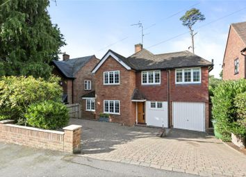 Thumbnail 4 bed detached house for sale in Chaucer Avenue, Weybridge, Surrey