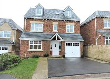 Thumbnail 5 bed detached house for sale in Rosefield Avenue, Woolley Grange, Barnsley
