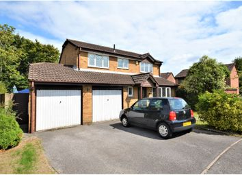 Thumbnail 4 bed detached house to rent in Berrywood Gardens, Hedge End