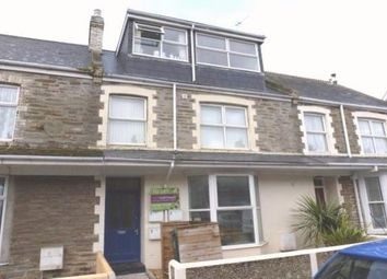 Thumbnail 1 bed flat to rent in Jubilee Street, Newquay
