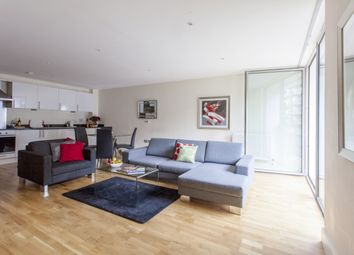 Thumbnail 2 bed flat to rent in Lanterns Way, Canary Wharf