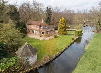 Thumbnail 4 bed detached house for sale in Hall Road, Irstead