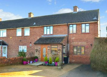 Thumbnail 3 bed end terrace house for sale in Telford Road, London Colney, St. Albans