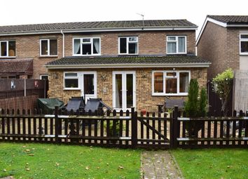 Thumbnail 3 bed end terrace house for sale in Triumph Close, Fareham