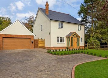 Thumbnail 5 bed property for sale in Maiden Street, Weston, Hertfordshire