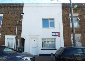 Thumbnail 2 bed terraced house to rent in Alma Street, Sheerness