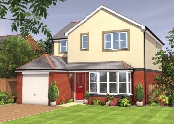 Thumbnail 4 bed detached house for sale in The Conwy, Gwel Y Mor, Dwygyfylchi, Conwy