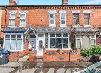 Thumbnail 5 bedroom terraced house for sale in Dovey Road, Moseley, Birmingham