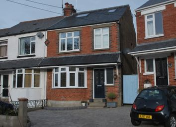 Thumbnail 3 bed semi-detached house to rent in Brooklands Road, Exmouth