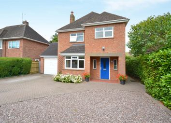 Thumbnail 3 bed detached house for sale in St. Marys Road, Stratford-Upon-Avon