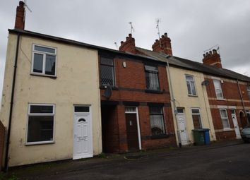 Thumbnail 2 bed end terrace house to rent in Frederick Street, Worksop