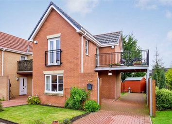 Thumbnail 2 bed link-detached house for sale in Spence Court, Westwood, East Kilbride