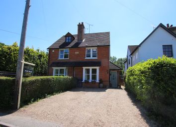Thumbnail 3 bed semi-detached house for sale in Ockley Road, Ewhurst, Cranleigh