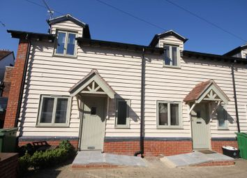 Thumbnail 1 bedroom terraced house for sale in Jubilee Terrace, Whitehands Close, Hoddesdon