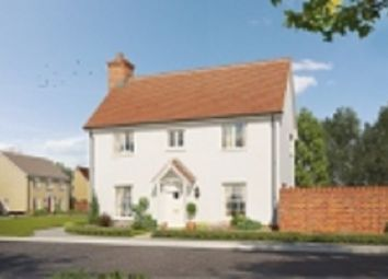 Thumbnail 3 bed detached house for sale in Silfield Road, Wymondham