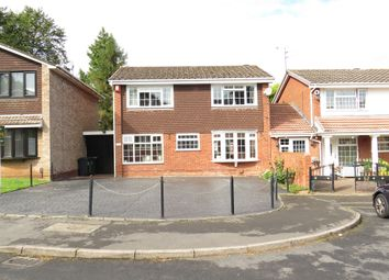 Thumbnail 4 bed detached house for sale in Barnfordhill Close, Oldbury