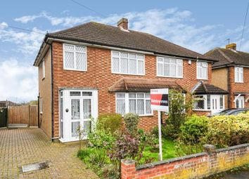Thumbnail 3 bedroom semi-detached house for sale in Billericay, Essex, .