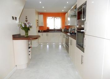 Thumbnail 3 bed end terrace house for sale in Eskdale Drive, Worksop