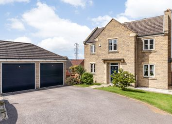 Thumbnail 4 bed detached house for sale in Haigh Moor Way, Sheffield