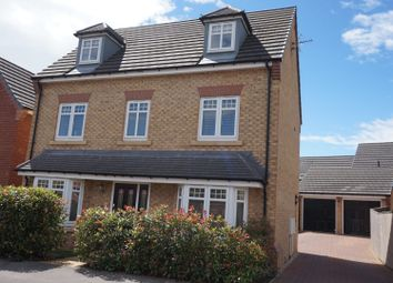 Thumbnail 5 bed detached house for sale in Fenlake Walk, Rotherham