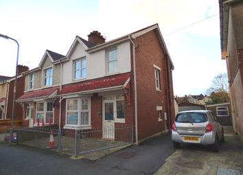 Thumbnail 3 bed semi-detached house for sale in Myrddin Crescent, Carmarthen