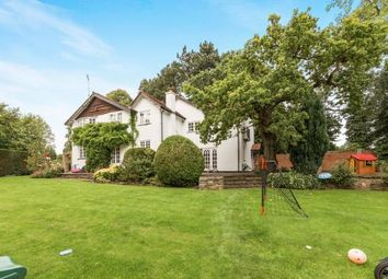Thumbnail 4 bed detached house for sale in Hollies Lane, Wilmslow, Cheshire