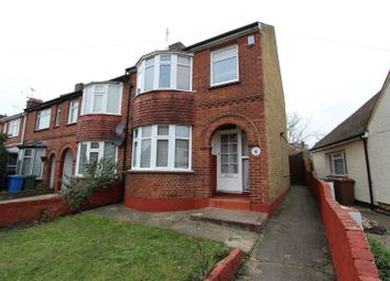 Thumbnail 3 bed end terrace house for sale in Crown Road, Milton Regis, Sittingbourne