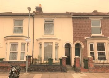 Thumbnail 4 bedroom terraced house for sale in Baileys Road, Southsea, Hampshire