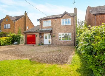 Thumbnail 4 bedroom detached house for sale in Sandbank, Wisbech St. Mary, Wisbech