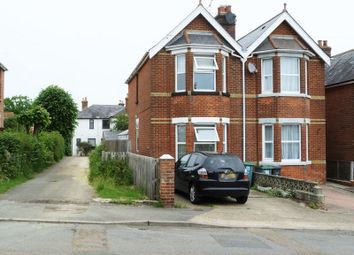 Thumbnail 3 bed semi-detached house to rent in Stephenson Road, Cowes