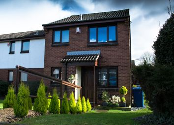 Thumbnail 1 bed terraced house for sale in Abbotsford Road, Lichfield