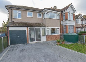 Thumbnail 3 bed semi-detached house for sale in Queens Road, London