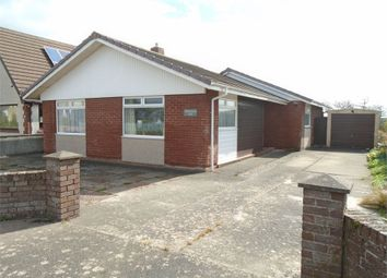 Thumbnail 3 bed detached bungalow for sale in Skinburness Road, Skinburness, Wigton, Cumbria