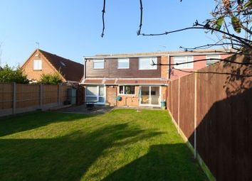 Thumbnail 4 bed semi-detached house for sale in Cliff Gardens, Minster On Sea, Sheerness