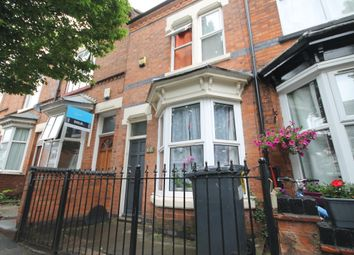 Thumbnail 2 bed terraced house for sale in Norman Street, Leicester, Leicestershire