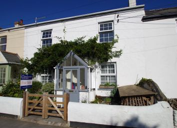 Thumbnail 4 bed cottage for sale in Wrafton Road, Braunton