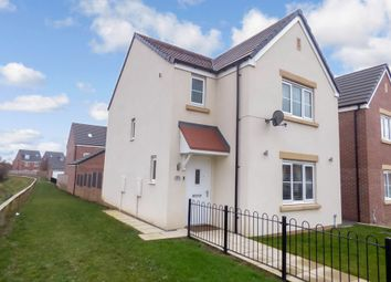 Thumbnail 3 bed detached house for sale in Haggerston Road, Blyth