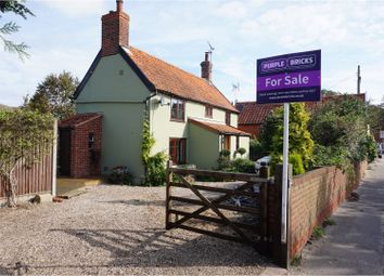 Thumbnail 3 bedroom detached house for sale in Orford Road, Woodbridge
