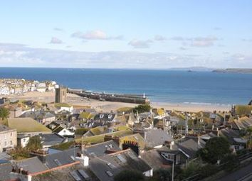 Thumbnail Hotel/guest house for sale in Little Leaf Guest House, 16 Park Avenue, St. Ives, Cornwall