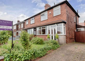 Thumbnail 3 bed semi-detached house for sale in King Edward Road, Hyde